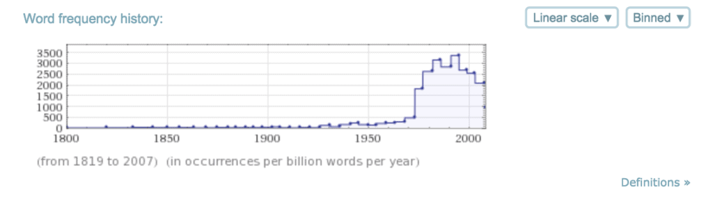 cassette_word-frequency-history