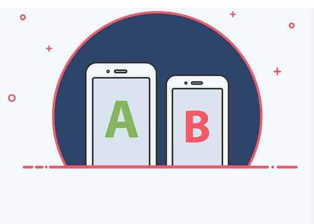 a/b 테스트