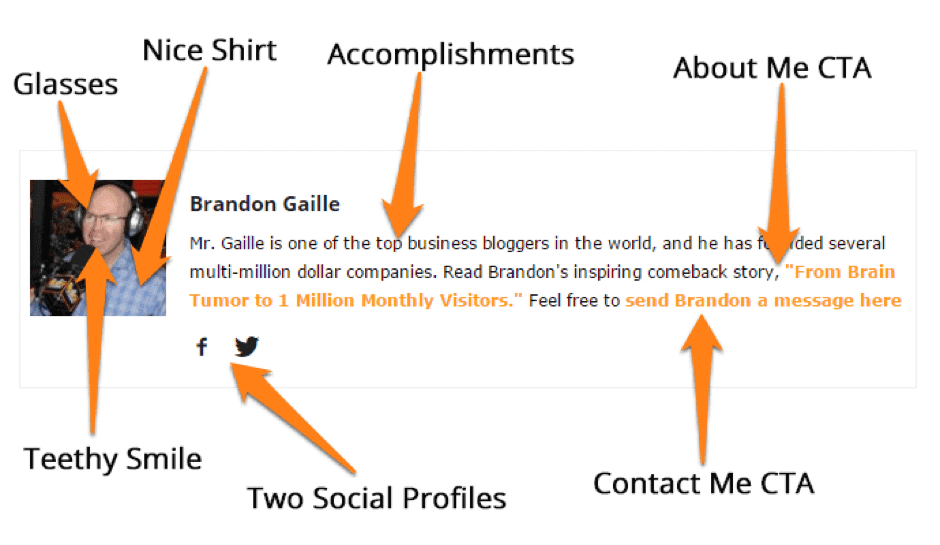 소셜미디어 프로파일