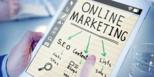 온라인 마케팅 종류