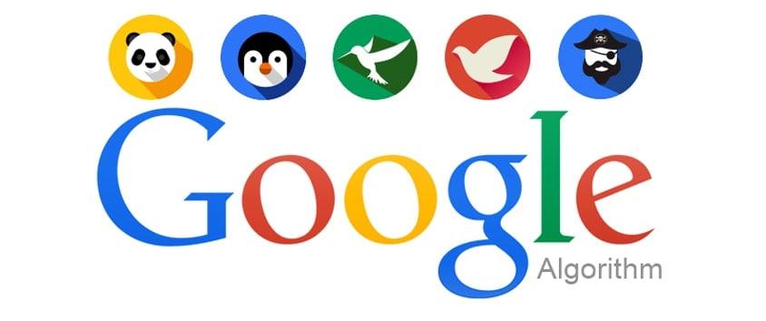 구글 메이저 알고리즘 업데이트