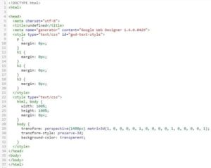 html 코드