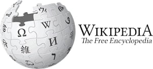 위키피디아 로고